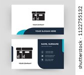 packing  business card design...