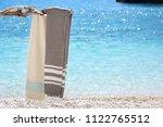 traditional turkish bath... | Shutterstock . vector #1122765512