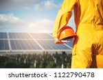 clean energy concept.electrical ... | Shutterstock . vector #1122790478
