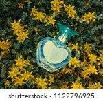 Glass Perfume Bottle Garden