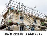 Scaffoldings And Stairs...
