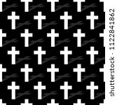 seamless abstract vector... | Shutterstock .eps vector #1122841862