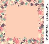 rhombus wallpaper minimal...   Shutterstock .eps vector #1122876242