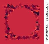 rhombus template minimal...   Shutterstock .eps vector #1122876278