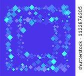 rhombus illustration minimal...   Shutterstock .eps vector #1122876305