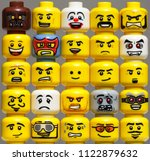 winnipeg  manitoba  canada  ... | Shutterstock . vector #1122879632
