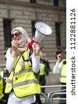 london  uk. 9th june 2018.... | Shutterstock . vector #1122881126