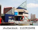 baltimore  md  usa may 10  2013 ... | Shutterstock . vector #1122923498