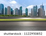 panoramic skyline and modern... | Shutterstock . vector #1122950852