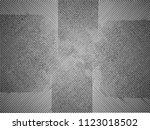grunge white and black stripes. ...   Shutterstock .eps vector #1123018502