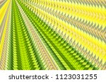 colorful perspective pattern...   Shutterstock . vector #1123031255