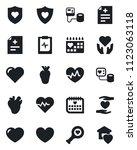 set of vector isolated black... | Shutterstock .eps vector #1123063118