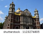 mexico   united mexican states  ... | Shutterstock . vector #1123276805