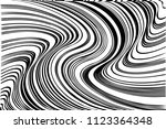 optical illusion. texture of... | Shutterstock .eps vector #1123364348