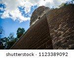 temple i  el gran jaguar one of ... | Shutterstock . vector #1123389092
