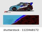 car graphic background vector.... | Shutterstock .eps vector #1123468172
