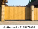 Roll Out Automatic Gates In The ...