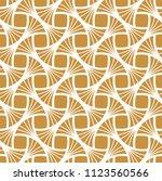 classic art deco seamless... | Shutterstock .eps vector #1123560566