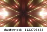 abstract gold background.... | Shutterstock . vector #1123708658