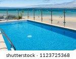 st ives  england   june 18  a...   Shutterstock . vector #1123725368
