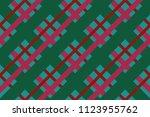 green stripe background.... | Shutterstock .eps vector #1123955762
