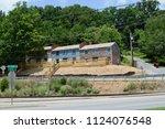 johnson city  tennessee    ... | Shutterstock . vector #1124076548