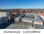 neubrandenburg  germany   apr 1 ... | Shutterstock . vector #1124108942