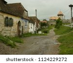 transylvania  romania   romania ...   Shutterstock . vector #1124229272