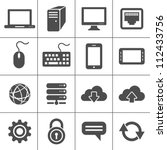 simplus series icon set....