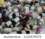 trivandrum  kerala  india  july ... | Shutterstock . vector #1124379275