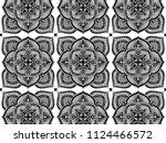 mandalas for coloring  book....   Shutterstock .eps vector #1124466572