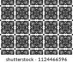 mandalas for coloring  book....   Shutterstock .eps vector #1124466596