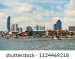 bangkok thailand   july 1  2018 ... | Shutterstock . vector #1124469218