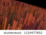 shape composition  block ... | Shutterstock . vector #1124477852