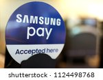 penang  malaysia   june 28 ...   Shutterstock . vector #1124498768