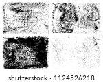 ink splatter grunge distressed...   Shutterstock .eps vector #1124526218