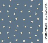 amazing seamless pattern in... | Shutterstock .eps vector #1124602346