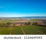 bay area aerial images santa... | Shutterstock . vector #1124649395
