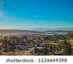 bay area aerial images santa... | Shutterstock . vector #1124649398