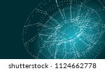 abstract vector background.... | Shutterstock .eps vector #1124662778