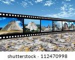 maya culture computer generated ... | Shutterstock . vector #112470998