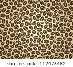 coffee background | Shutterstock .eps vector #112476482
