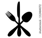 cutlery | Shutterstock . vector #112484072