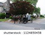 lancaster  pennsylvania usa  ...   Shutterstock . vector #1124850458