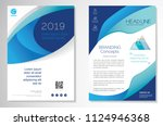 template vector design for... | Shutterstock .eps vector #1124946368