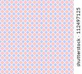 Seamless Pink   Blue Pattern