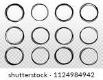 creative vector illustration of ... | Shutterstock .eps vector #1124984942