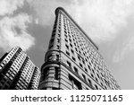 new york  usa   july 3  2013 ... | Shutterstock . vector #1125071165