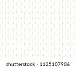 the geometric pattern with... | Shutterstock .eps vector #1125107906