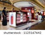 singapore   june 9  2018  sk ii ...   Shutterstock . vector #1125167642